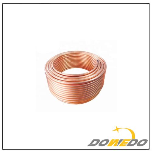 Copper Coil Pipe for Refrigerator