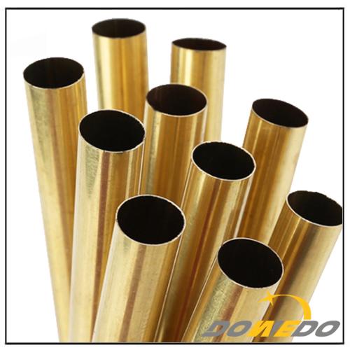 H90 Brass Tubes