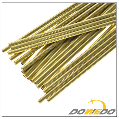 Hollow Brass Capillary Tube