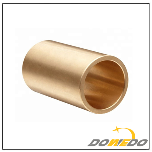 CNC Seamless Brass Tube
