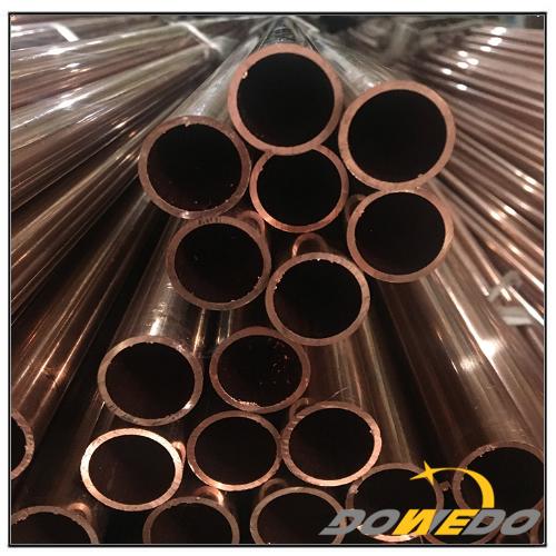 Thin Brass Tube