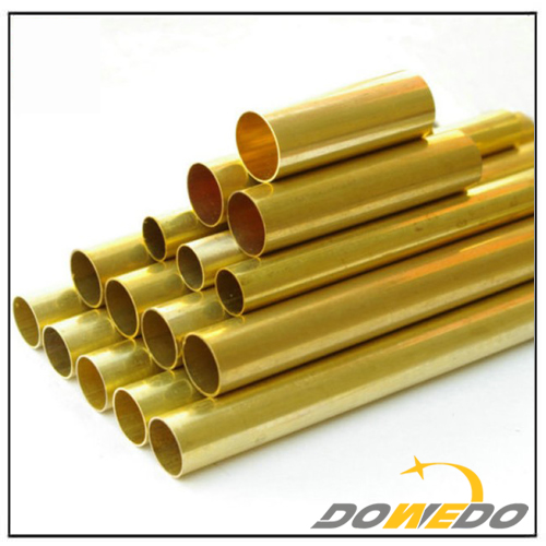 ASTM Brass Tubes Price 70/30 Brass Pipe