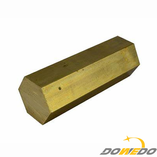 360 Brass Hex Bar