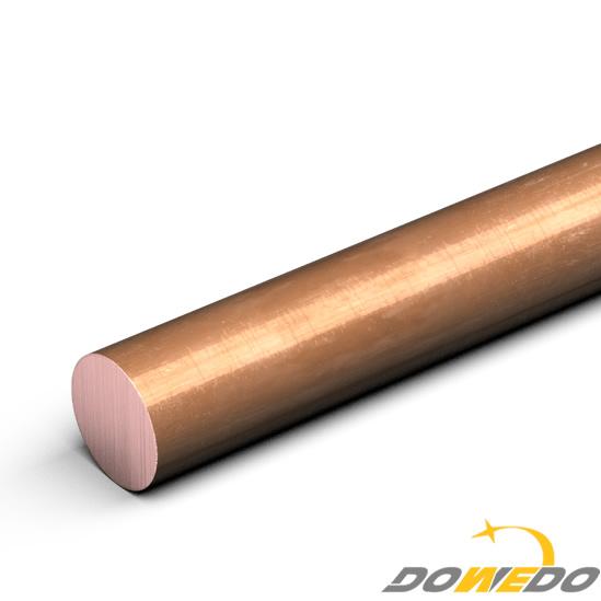 C17510 Beryllium Copper Round Bar