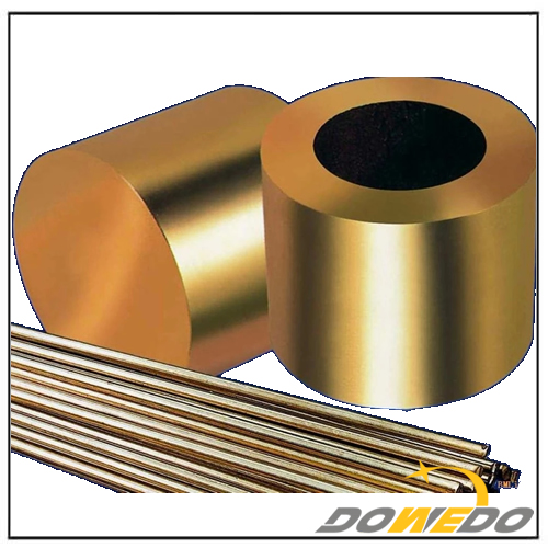 Commercial Bronze Copper Zinc Alloy C22000 Brass Tube and Cylinder
