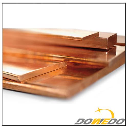 Copper Flats Etp grade C110 Ecu57 for Manufacturing