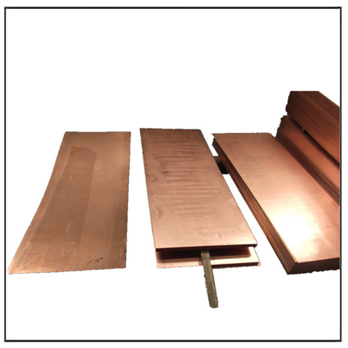 Metal Material Polished Copper Plate