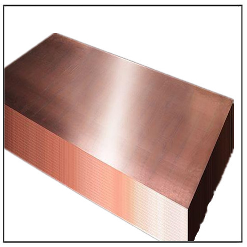 Polished Antique Copper Sheet