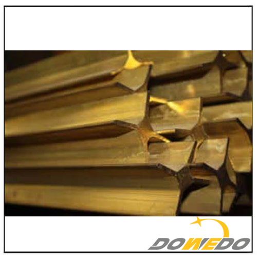 BRASS EXTRUSIONS & PROFILE SECTIONS