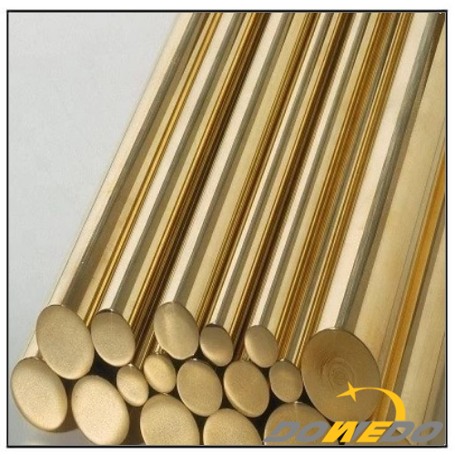 Brass Round Extrusion Rods