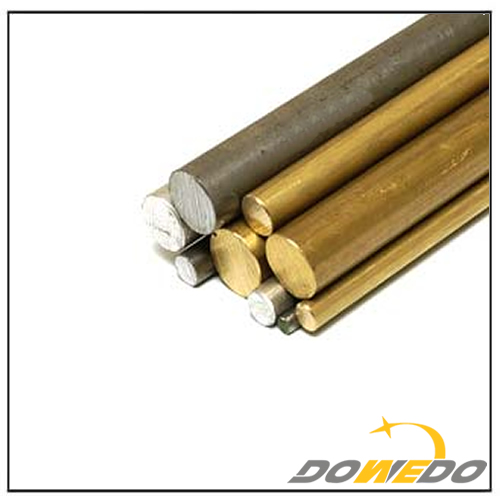 Extruded Brass Rods and Bars