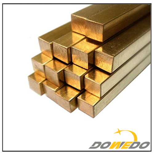 Forging Brass Square Extrusion Bars