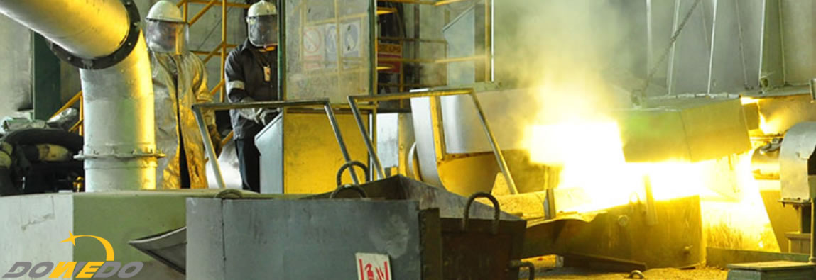 Metal Steel Manufacturing Process