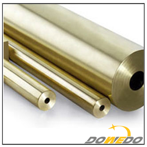 Standard Alloy Grades Brass Free Cutting Hollow Rods