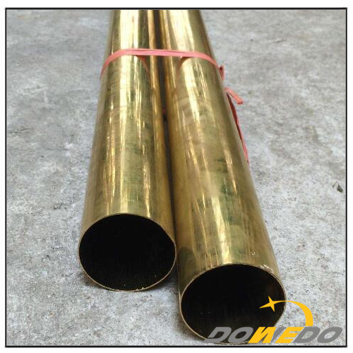 H63 Brass Tubing for Heat Exchange Parts
