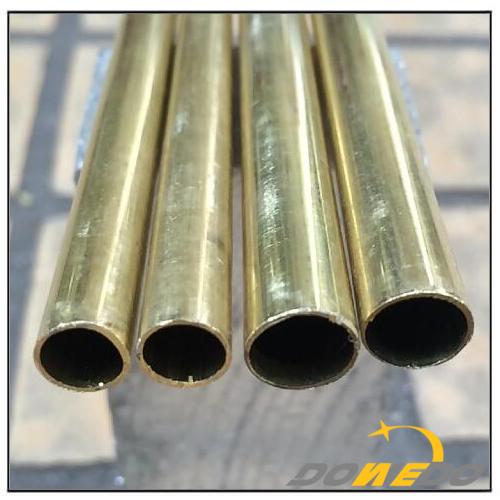 H68 Brass Pipe C26200 CuZn33 Grade
