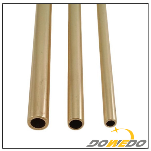 Half Hard Brass Tube