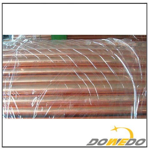Air Condition Pancake Coil Copper Pipes