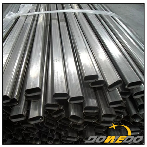 316SS Stainless Steel Oval Pipes