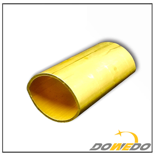 C22000C23000C26000 brass oval tube