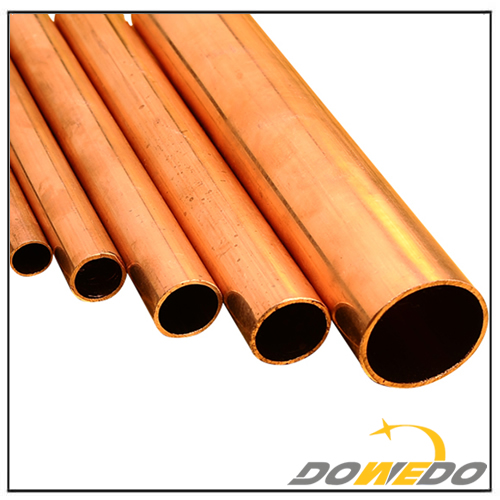 Copper Round pipe for kitchen equipment
