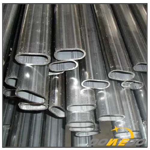 Flat Oval Stainless Steel Tubes