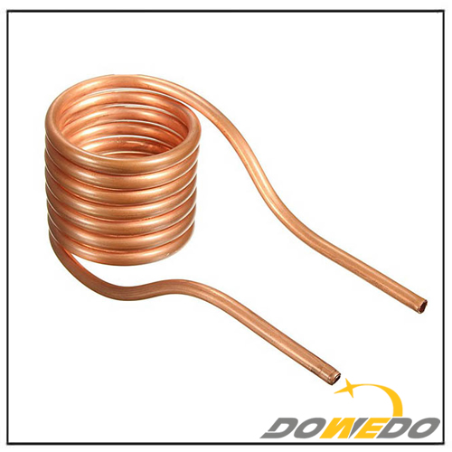 Heat Exchange Use Copper Pipes
