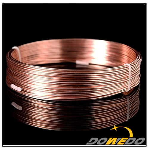 High Purity Electrolytic Copper Capillary Tube