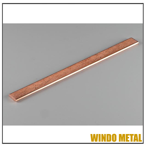110 Copper Flat Bar