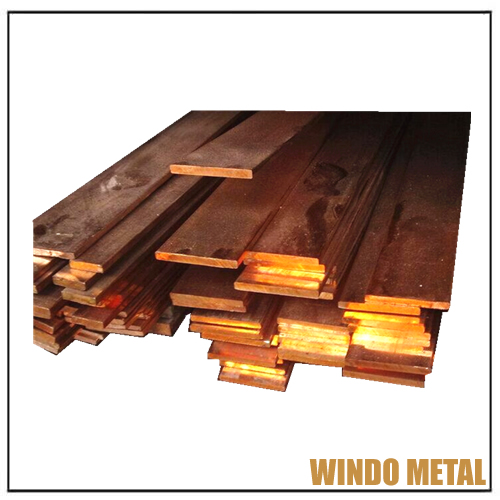 ASTM B187 C10700 Copper Flat Bar