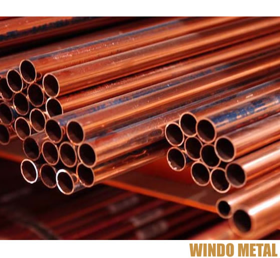 Copper Pipe Tube Supplier & Exporter