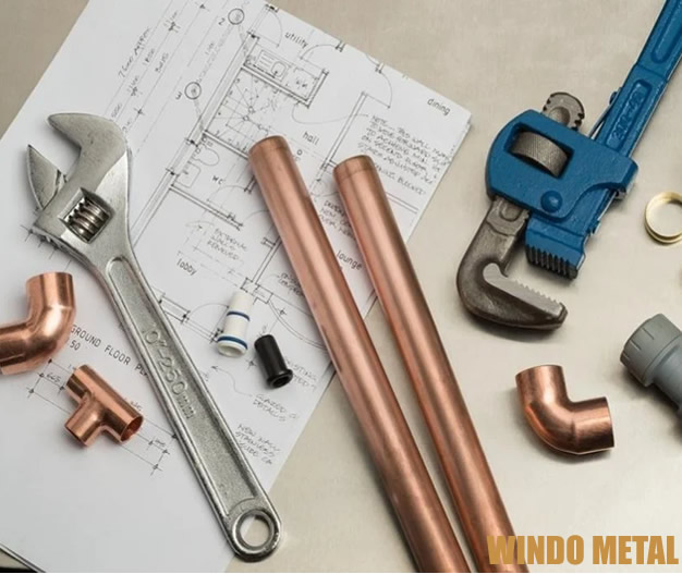 Other Copper Piping Applications