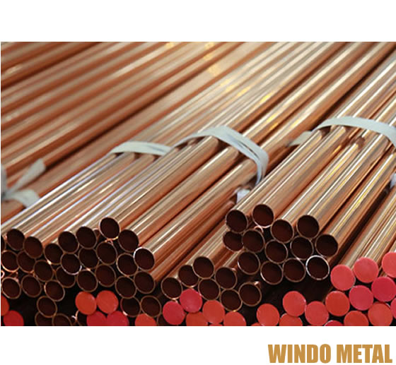 Straight Copper Tubes Copper Pipes China Supplier