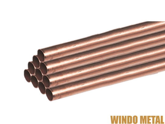 Type of Copper Pipes & Tubes