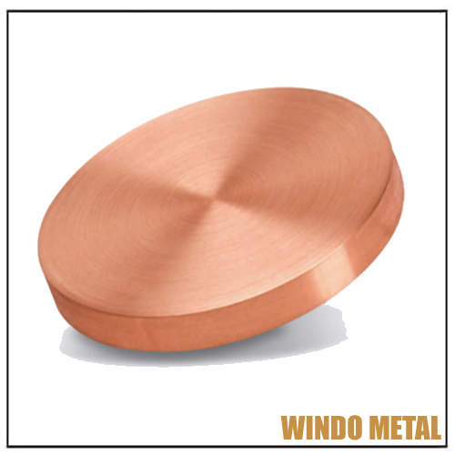 Beryllium Copper C17200 Disc Price