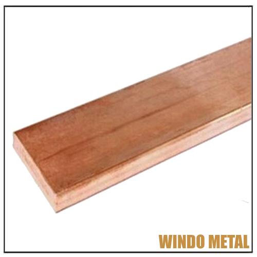 Chromium Zirconium DIN2.1293 Copper Blade