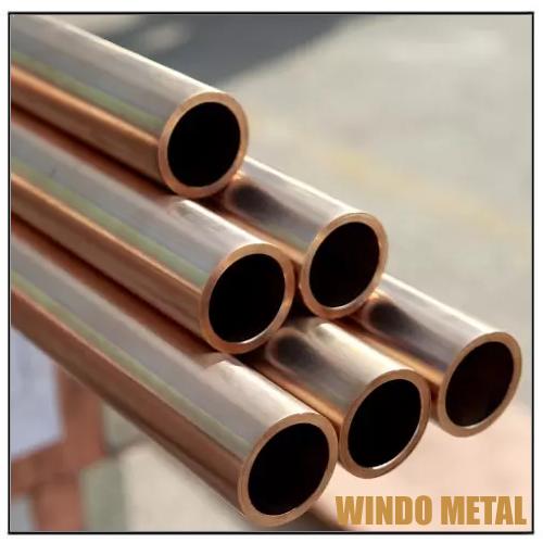 Copper Beryllium Tubes C17200 C17300 C17500 C17510