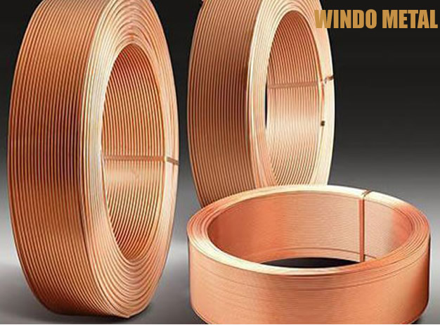 Copper Level Wound Coil