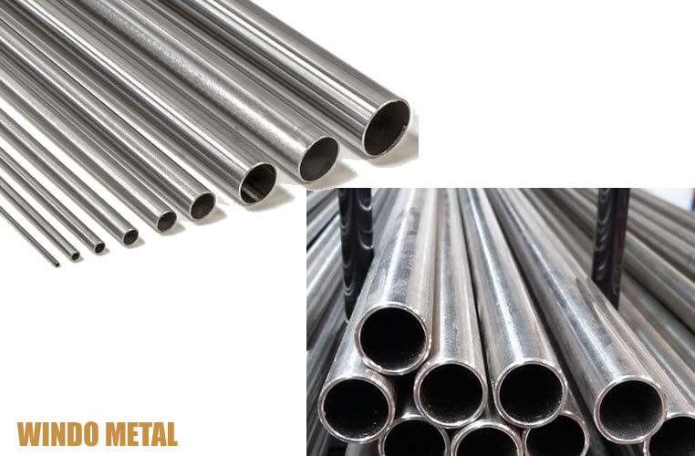 Copper Nickel Tubes CuNi Pipes