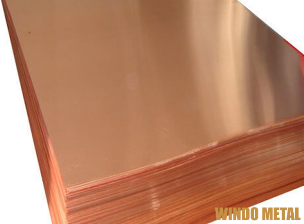 Copper Sheets Exporter