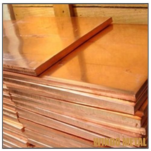 Electrical Conductor Copper Square Blocks