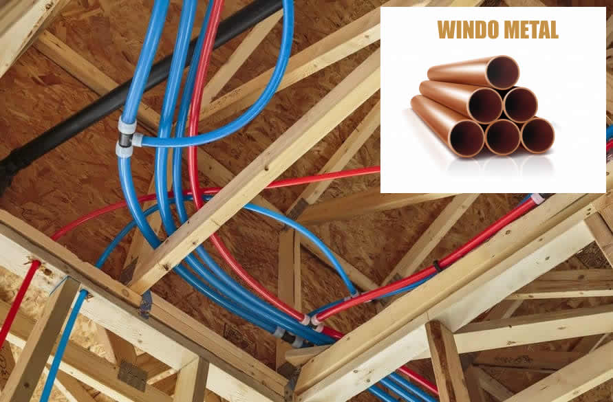 How to Replace Copper Pipes Using PEX