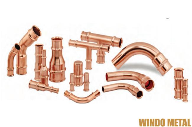 Tips of Using Solderless Copper Fittings