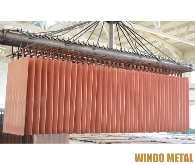 99.99% Pure Copper Cathode for Industry