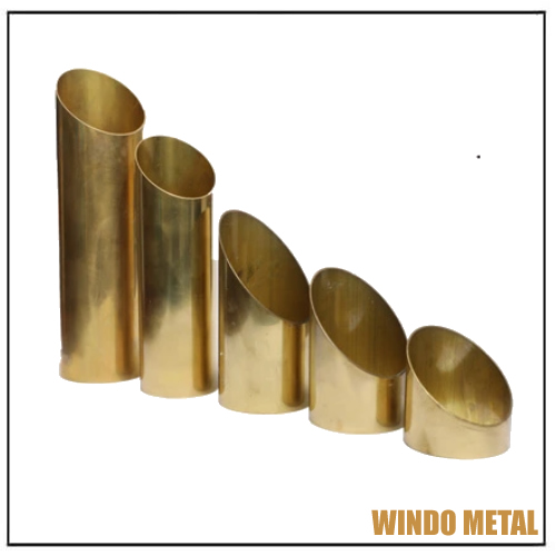 ASTM B135 Brass Tubes of Instrument with OD3mm-165mm