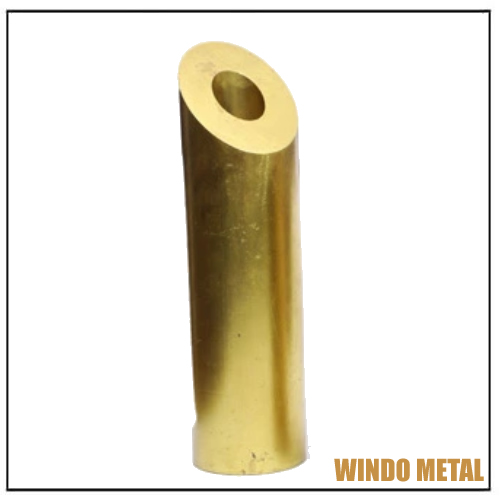 ASTM Grade Oval Seamless Brass Tubing C330 for Plumbing Accessories