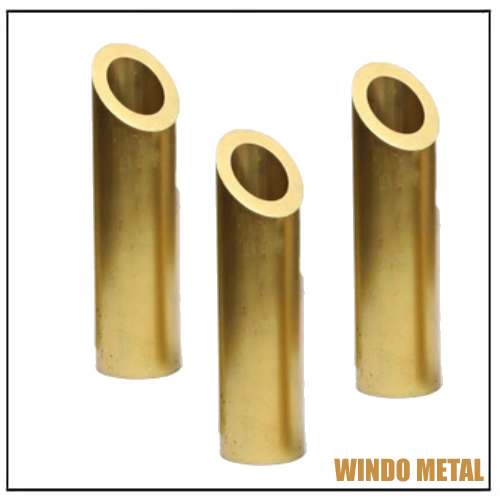 Copper Alloy UNS No. C23000 Seamless Red Brass Pipe