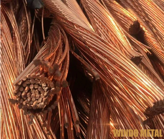 Metal Scrap Copper Scrap