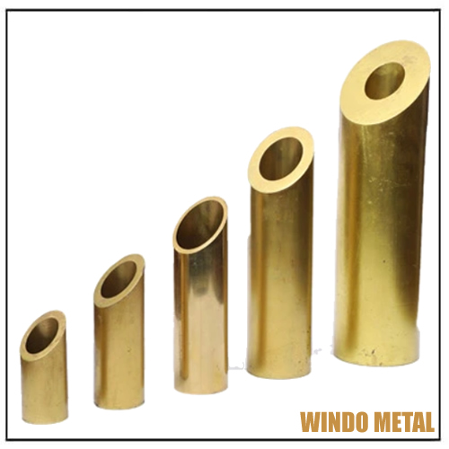 Oval Round Brass Alloy 330 Tubing