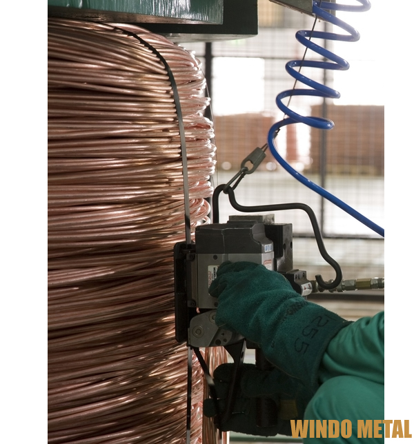 WINDO Metals subsidiary with copper, aluminium solutions